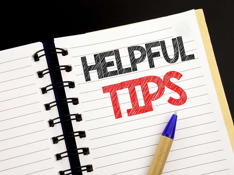 VWP Tips and Shortcuts