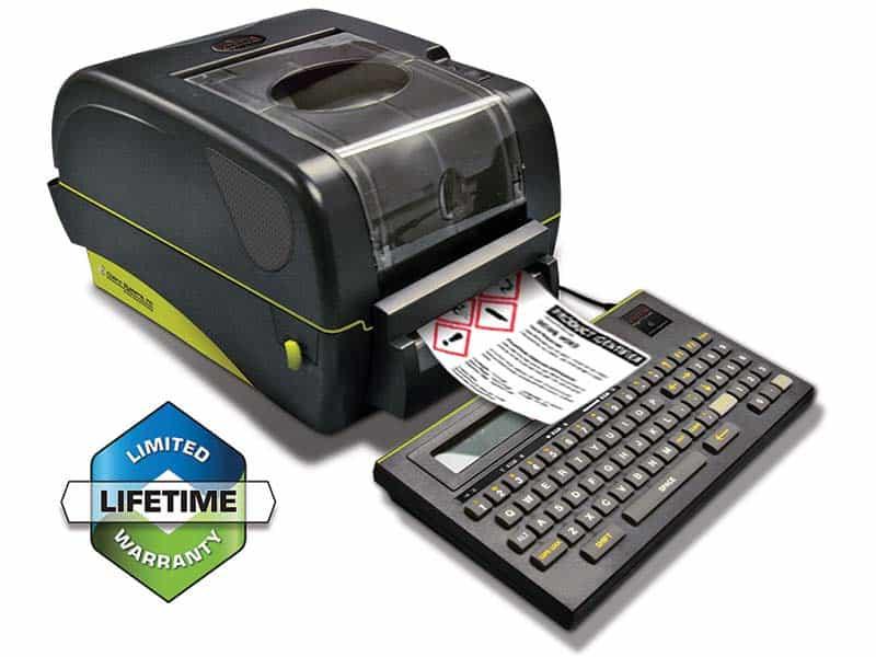 VnM4 Label Printer