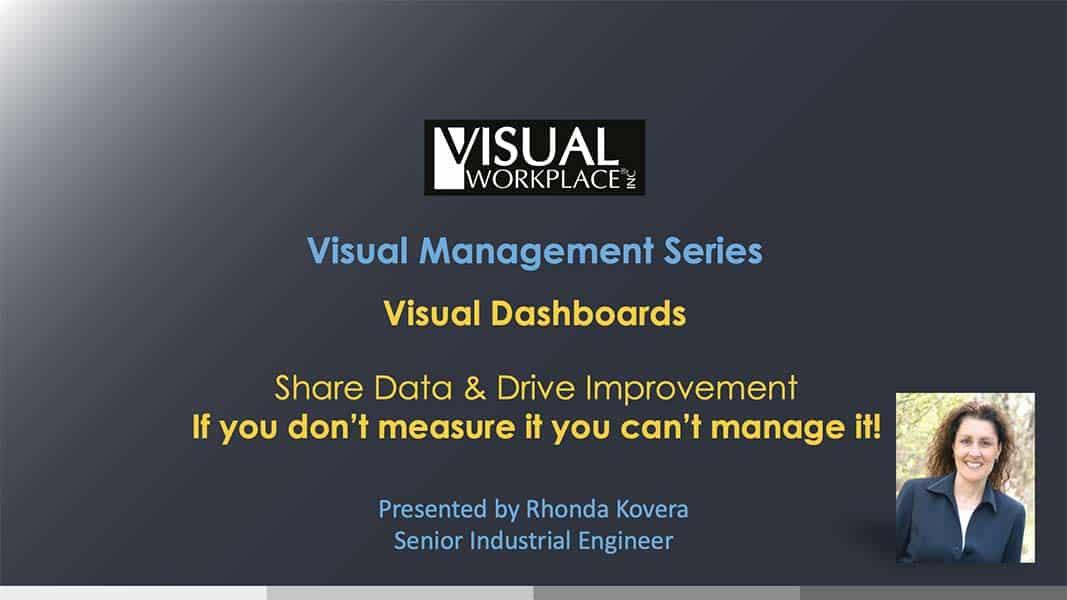 Webinar - Visual Dashboards