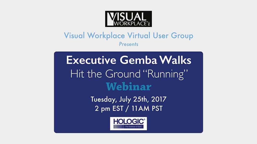 Executive Gemba Walks