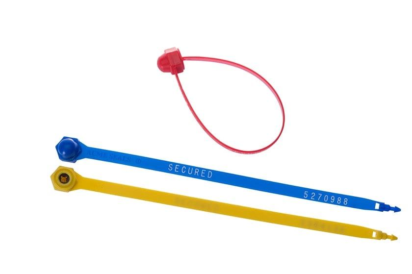 Plastic Loop Seal 57-2521-0382-608