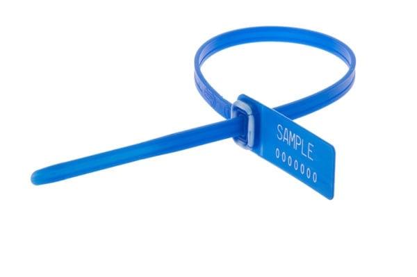 Plastic Zip Seal for LOTO