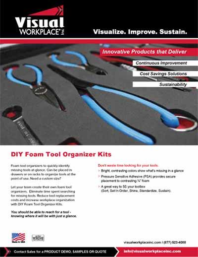 DIY-Foam-Tool-Product-Flyer
