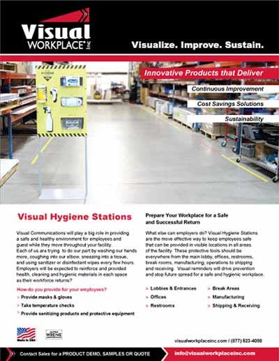 Visual Hygiene Station