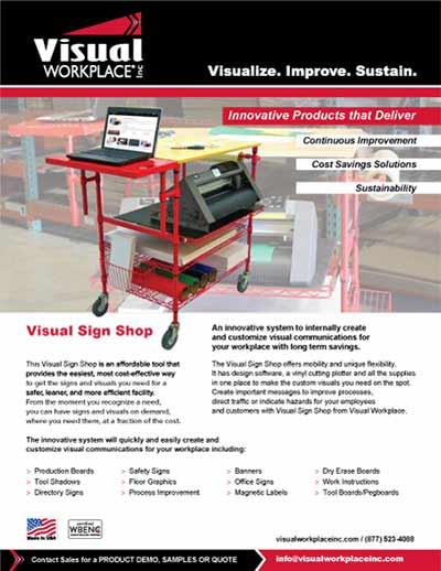 Visual Sign Shop