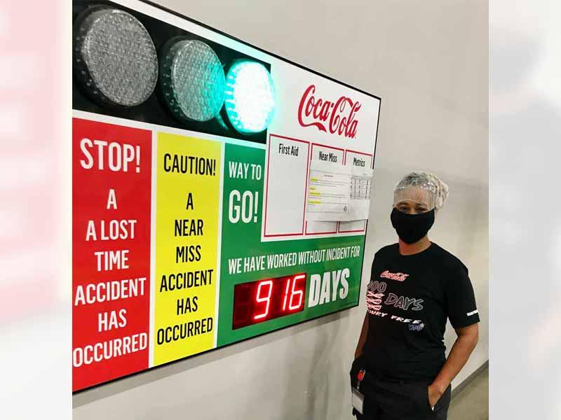 Digital Safety Scoreboards