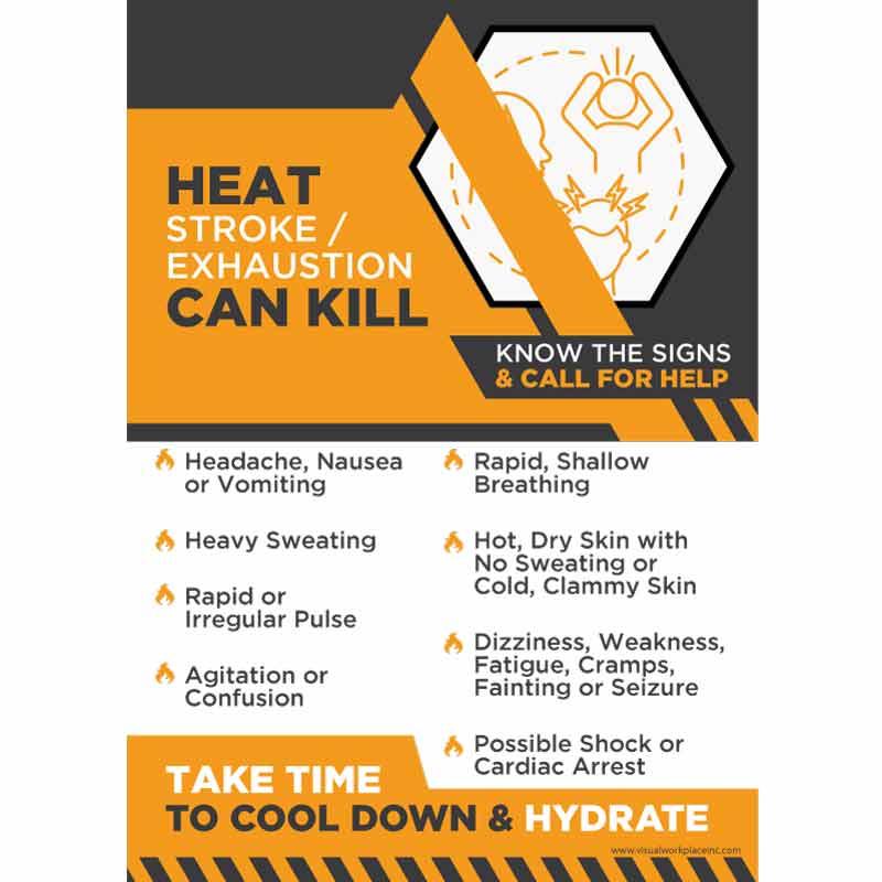 Heat Stroke Exhaustion