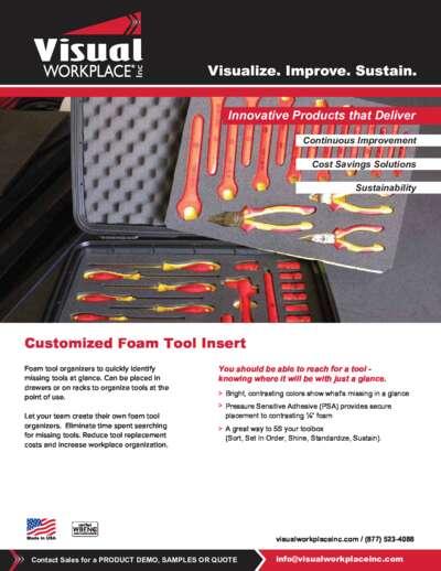 Foam Tool Summary_400x518