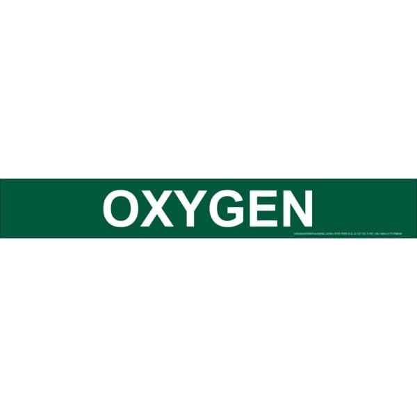 Oxygen Stick-On