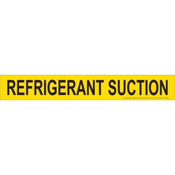 Refrigerant Suction Stick-On