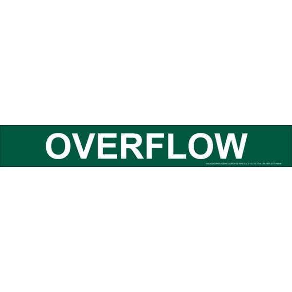 Overflow Stick-On